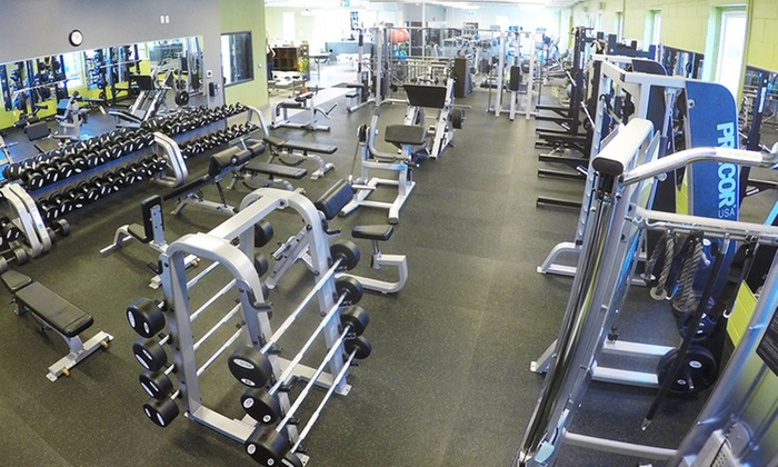 Forest City Fitness - Southcrest: Up to 55% Off 1 or 2 Month Pass & Drinks  at Forest City Fitness