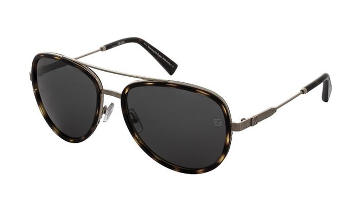 333cea94228 Ermenegildo Zegna Men s Sunglasses with UV Protection