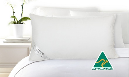 King Size Hotel Quality Pillow: One $25 or Two $39 Don't Pay up to $129