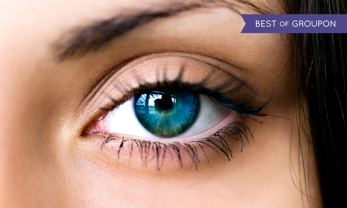 Younger Image Plastic Surgery Center - Multiple Locations: $1,599 for Upper-Eyelid-Reduction Procedure for Both Eyes at Younger Image Plastic Surgery Center ($3,200 Value)