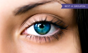 Younger Image Plastic Surgery Center: $1,599 for Upper-Eyelid-Reduction Procedure for Both Eyes at Younger Image Plastic Surgery Center ($3,200 Value)