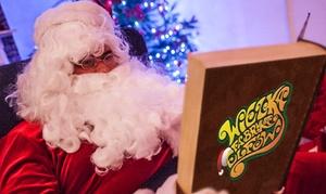 Wielka Fabryka Elfów: Bilety wstępu do Wielkiej Fabryki Elfów dla 2 osób od41,99 zł na PGE Narodowym (do -30%)