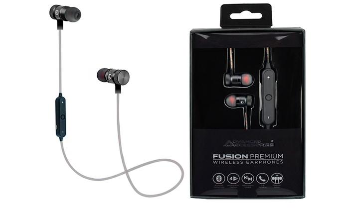 Cuffiette wireless Fusion V2