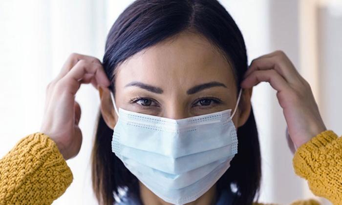 Modische Mundschutzmasken