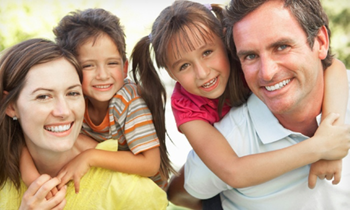 American Family Dental - Santa Monica: $129 for a One-Hour Zoom! Teeth-Whitening Treatment at American Family Dental in Santa Monica (Up to $399 Value)