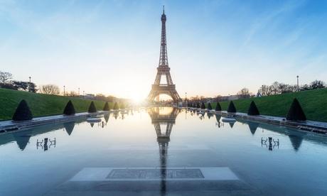 ✈París, Bruselas y Brujas: 6 noches con desayuno, vuelo de ida y vuelta, traslado entre ciudades y tours para 1 persona