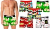 Pack 5 Lucky Boxers