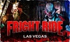 Up to 25% Off General or VIP Admission to Fright Ride