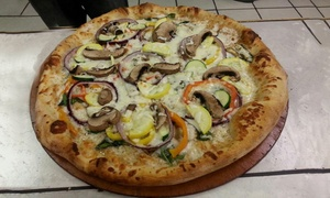 Up to 41%  Off Pizza at Twisted Pizzaria at Twisted Pizzaria, plus 6.0% Cash Back from Ebates.