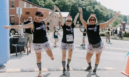 Registration to Chicago Wine Run 5K for One, Two, or Four on Saturday, October 19 (Up to 51% Off)