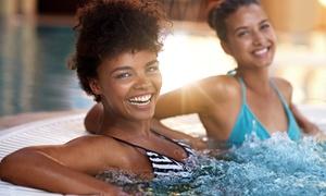 Return Freizeit (Zentrale): Tageskarte für das Lady´s Spa Angebot für eine oder zwei Frauen bei Return Freizeit (bis zu 56% sparen*)