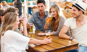 Twin Cities Oktoberfest: Two or Four Entries, Beer Steins, and Drink Tickets at Twin Cities Oktoberfest (50% Off)