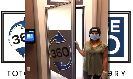 Up to 60% Off Cryotherapy at Intense 360 Cryo