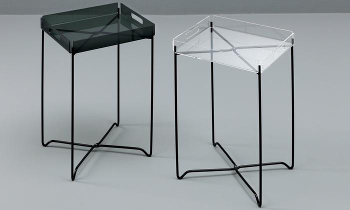 Tavolini da salotto design twist groupon goods for Tavolini da salotto di design