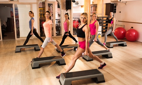 Ten Passes for Gym or Fitness Classes, or a One-Year Membership at Elysium Gym (Up to 75% Off)