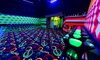 Zap Zone 5 - Ann Arbor: $13 for Laser Tag for Two with Glo Items at Zap Zone (Up to $26 Value)