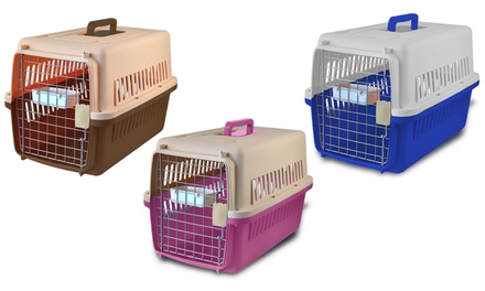 Airline-Approved Pet Carrier: Small ($24) or Medium ($29)