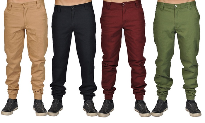 Dirty Robbers Men's 5-Pocket Joggers
