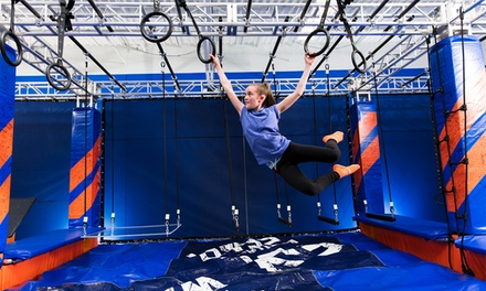 Trampoline Park Passes or Birthday Packages at Sky Zone Harrisburg (Up to 36% Off). Six Options Available.