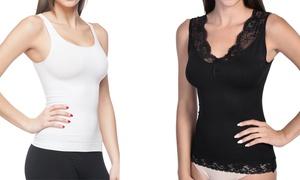 Body Beautiful Seamless Slimming Camisole