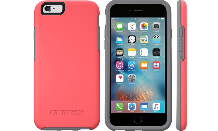 OtterBox Symmetry Series Case for iPhone 6 Plus / 6s Plus ...