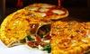 Pizza, gnocco fritto, dolce e birra