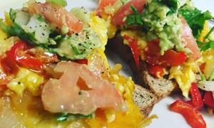 Umami Global Bistro: $12 for $20 Worth of Mediterranean Breakfast for Two or More at Umami Global Bistro