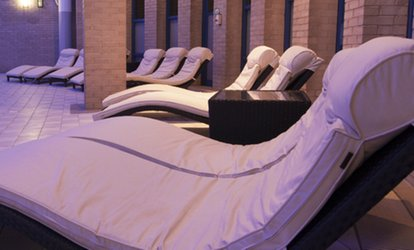 image for Spa Access with Cream Tea for Two or Four at 4* Hallmark Hotel Gloucester