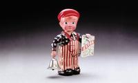 [2名分・1名100円]あの頃を思い出すような、懐かしく貴重な品々が≪北原照久のブリキのおもちゃ博物館・入館料(大人)≫ @ブリキのおも...