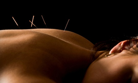 One or Four Cosmetic Acupuncture Treatments at Progressive Chiropractic - Dr. Backhaus (Up to 79% Off)