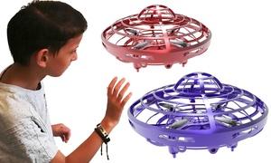 UFO Drone auto piloté LED