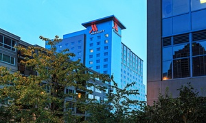 Stay At Seattle Marriott Bellevue In Bellevue, Wa, With Dates Into March