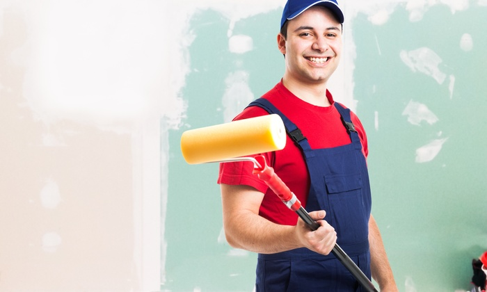 Six Star Services - Multiple Locations: $330 for $600 Worth of Painting Services — Six Star Services