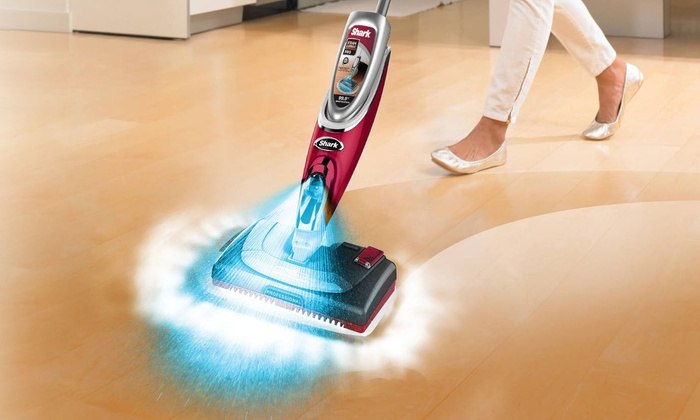 Shark Steam Amp Spray Pro Mop Groupon Goods