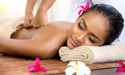 60 Min. Thai-Massage bei Thai Wellness Spa Hamburg (bis zu 60% sparen*)