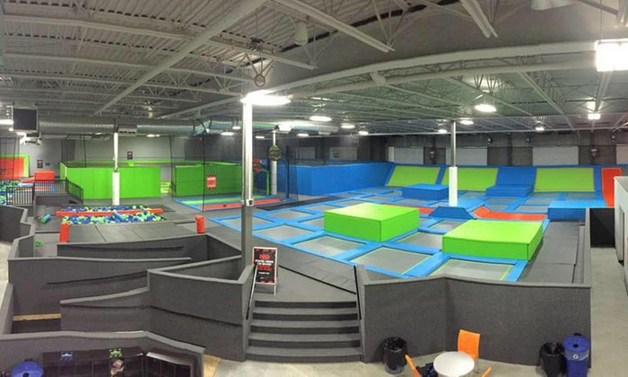 The Jump Yard Up To 47 Off Grande Prairie Ab Ca Groupon
