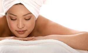 Enliven Body Work: Massage and Optional Facial or Couples Package at Enliven Body Work (Up to 68% Off)