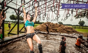 Rugged Maniac: $40 for Afternoon Entry for One to Rugged Maniac 5K Obstacle Race on Saturday, May 14 ($100 Value)