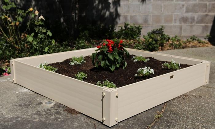 Ecoflex Stackable Garden Bed (2u0027x4u0027 Or ...