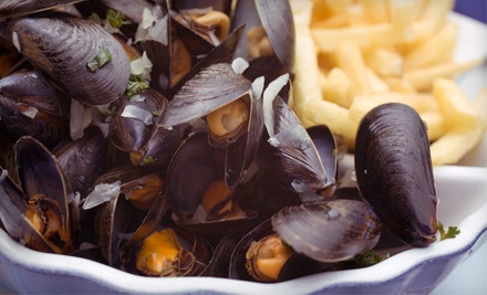 $40 Groupon to The Fish Market Restaurant and Bar - The Fish Market Restaurant and Bar in North Kingstown