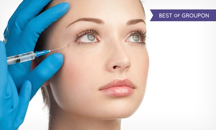 Half or Full Syringe of Restylane at Desert Plastic Surgery Center (Up to 52% Off)