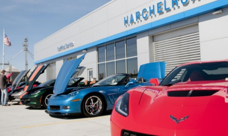 $44 for Synthetic Oil Change at Harchelroad Motors ($70 Value)