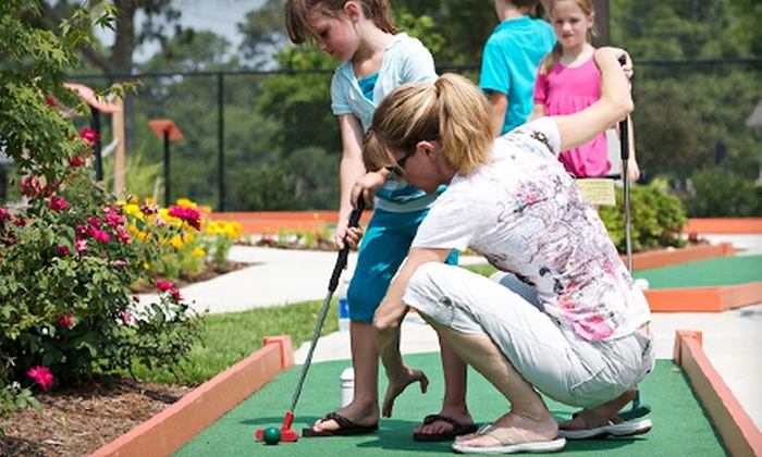 Putt-Putt Golf and Games - Clifton Heights: Four or Eight Games of Putt-Putt Golf at Putt-Putt Golf and Games in Clifton Heights (Up to 54% Off)