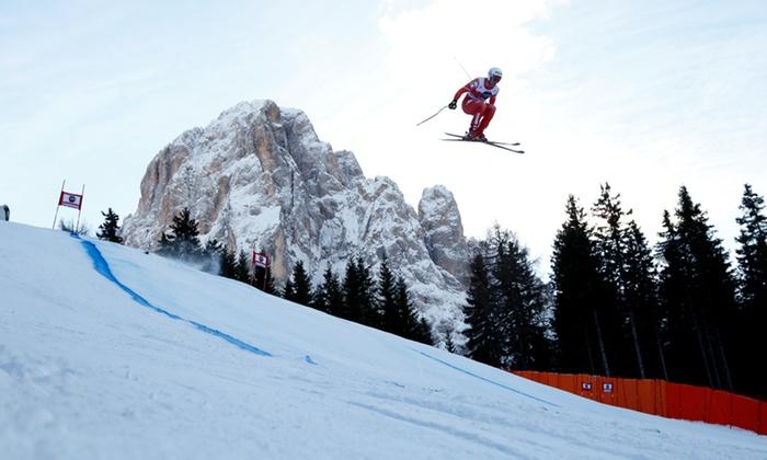 Audi FIS Ski World Cup - 50° Saslong Classic - Ticket per l'evento più spettacolare del circo bianco!