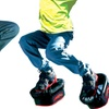 The Original Moon Shoes Mini-Trampolines (Styles May Vary)