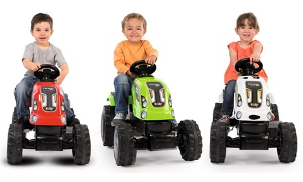 Kid's Smoby Tractor with Trailer for £64.99 With Free Delivery