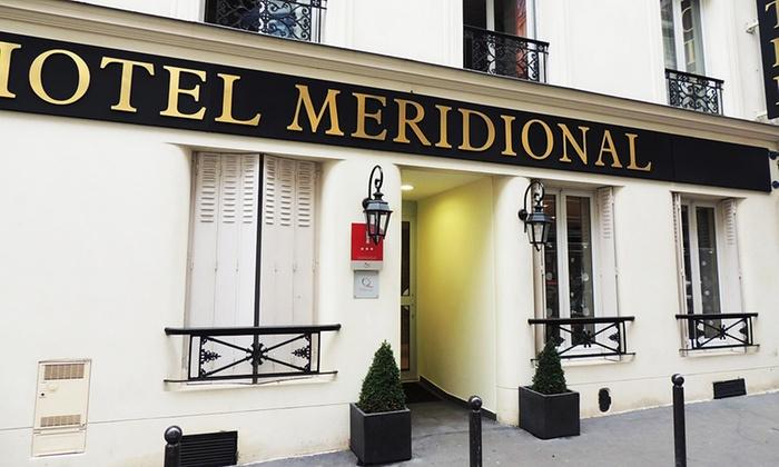H Tel M Ridional A Paris Ile De France Groupon Getaways