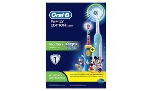 Paquet de brosses à dents Oral-B