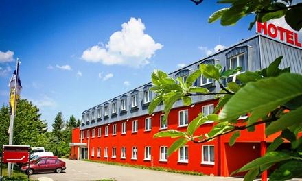 Spreewald: 2 4 Nächte für Zwei mit 1x 3 Gänge Dinner und opt. Kahnfahrt oder Fahrradverleih im Hotel Rosenstadt Forst
