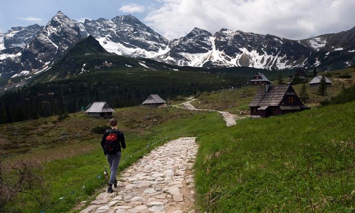 Tatry: pokój budget twin lub triple z wyżywieniem